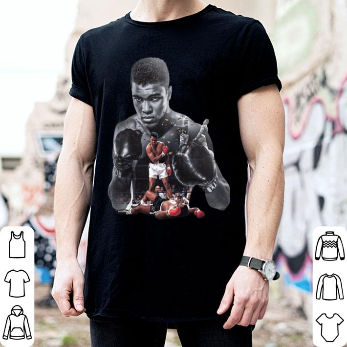 Muhammad Ali Best Knockouts shirt