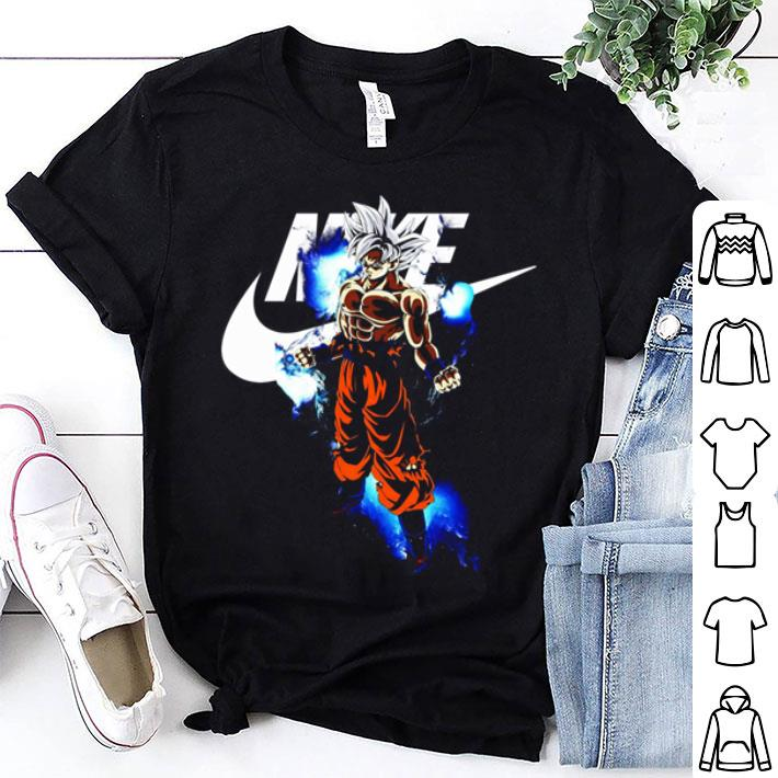 Nike Son Goku Ultra Instinct shirt
