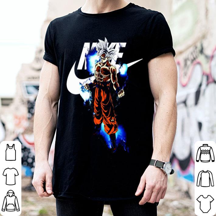 - Nike Son Goku Ultra Instinct shirt