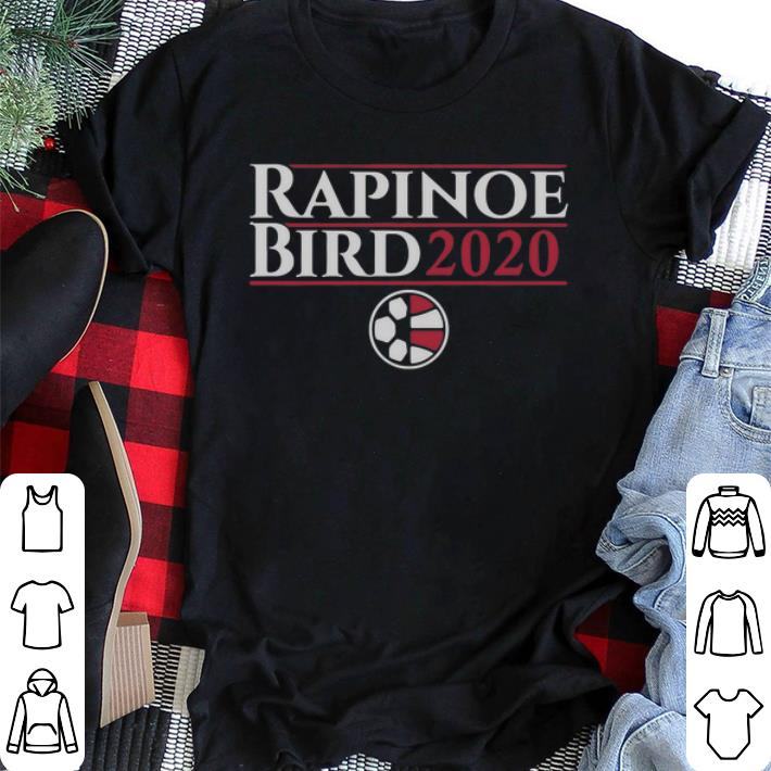 - Rapinoe Bird 2020 Megan Rapinoe shirt