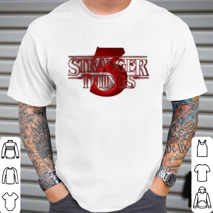 - Stranger Things Season 3 shirt