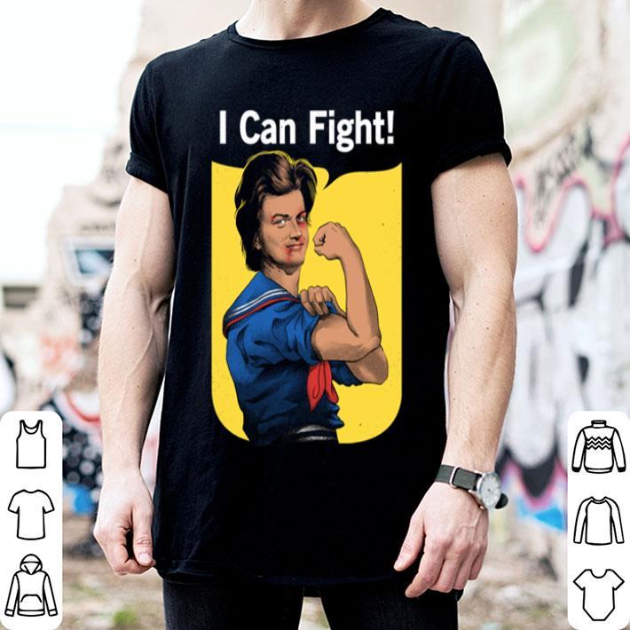 Stranger Things Steve Harrington Strong Boy I Can Fight shirt