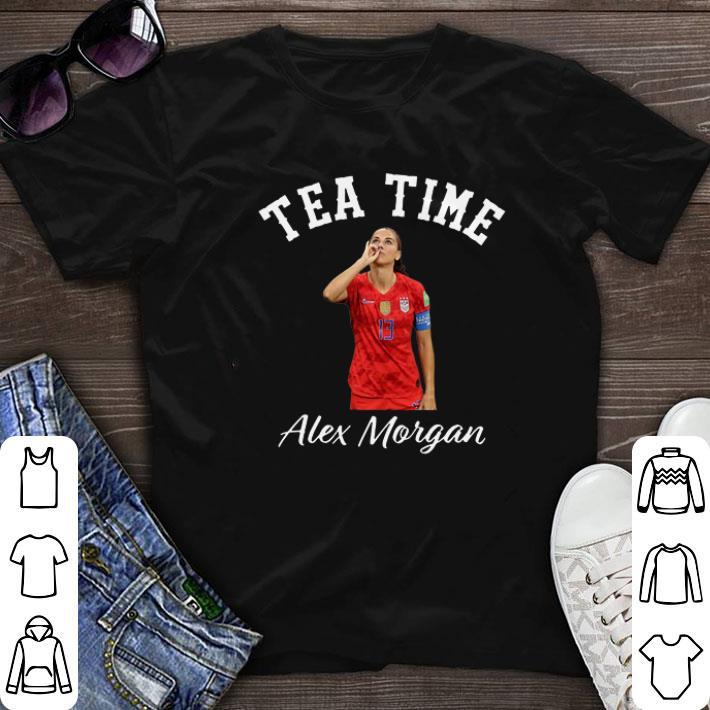 - Tea time Alex Morgan shirt