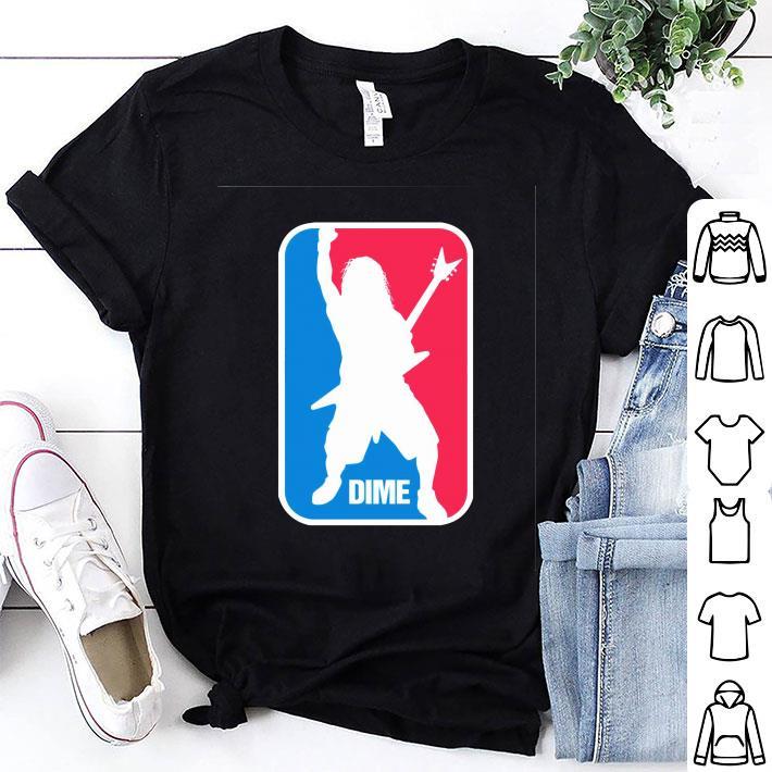 - Dime Dimebag Darrell sport logo shirt