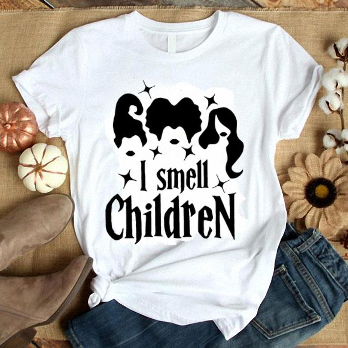 - Hocus Pocus I smell children shirt