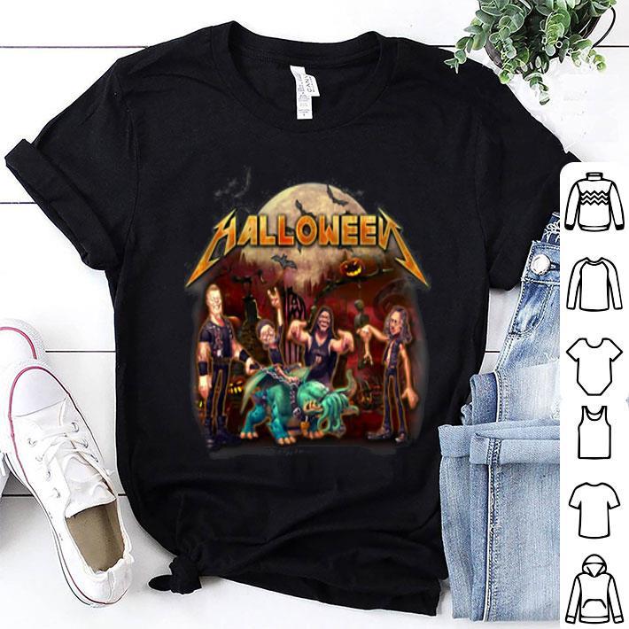 - Malloween Metallica Halloweenshirt