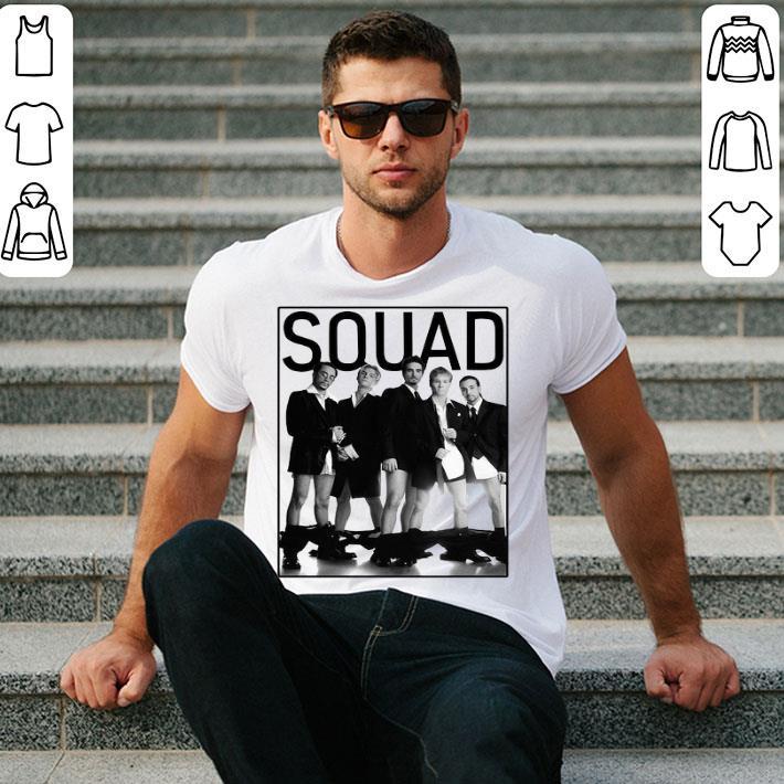 Squad Backstreet Boys halloween shirt