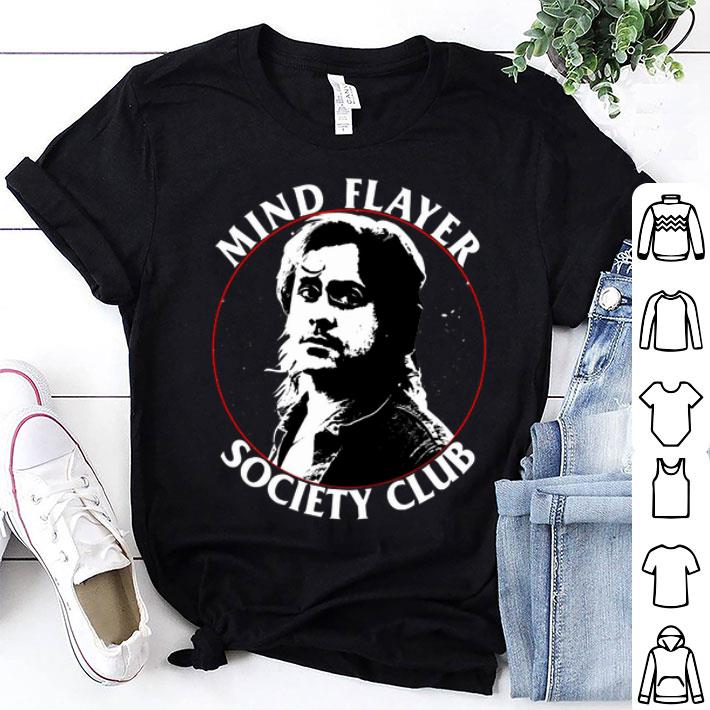 - Billy Hargrove Mind Flayer Society Club Stranger Things 3 shirt