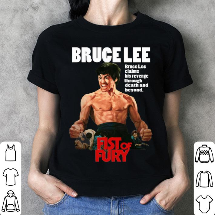 - Bruce Lee Fist of Fury shirt