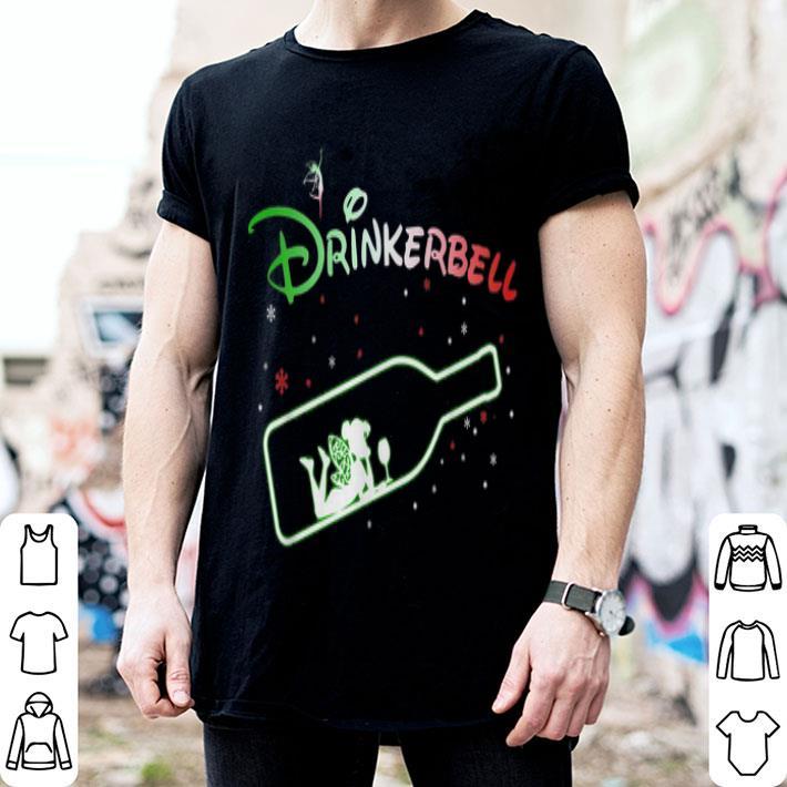 - Disney Tinker Bell drinkerbell shirt