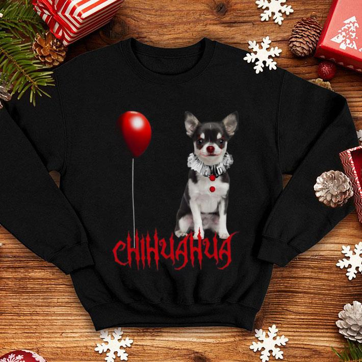 IT Pennywise Chihuahua shirt