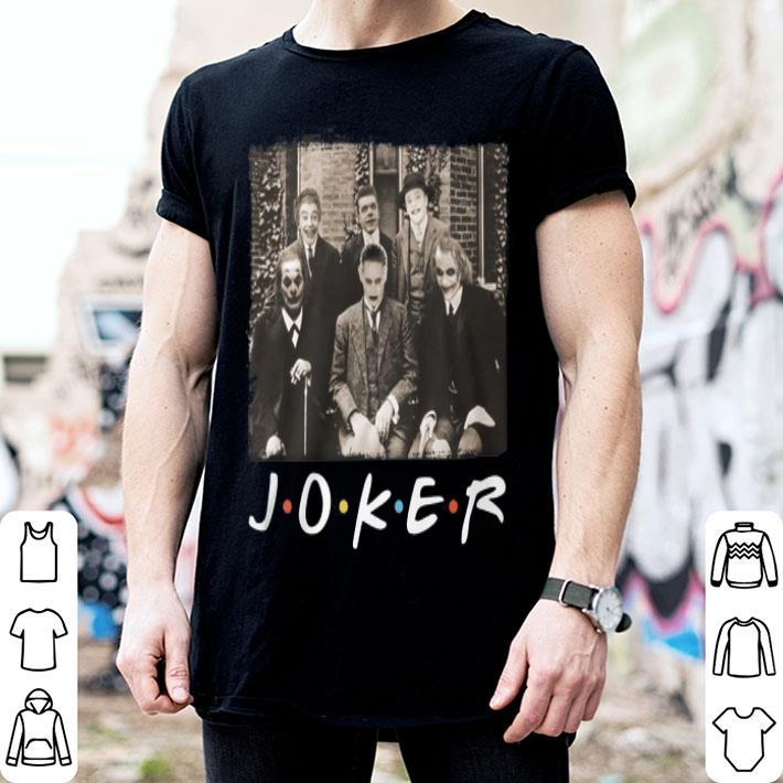 - Joker Friends TV Show shirt
