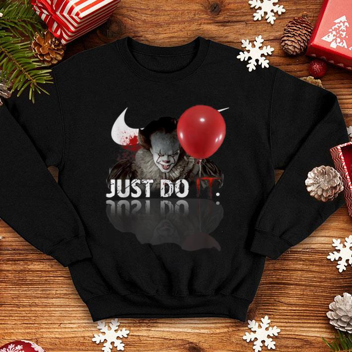- Nike Pennywise just do IT shirt