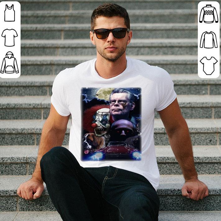 - Stephen King IT The Shining shirt