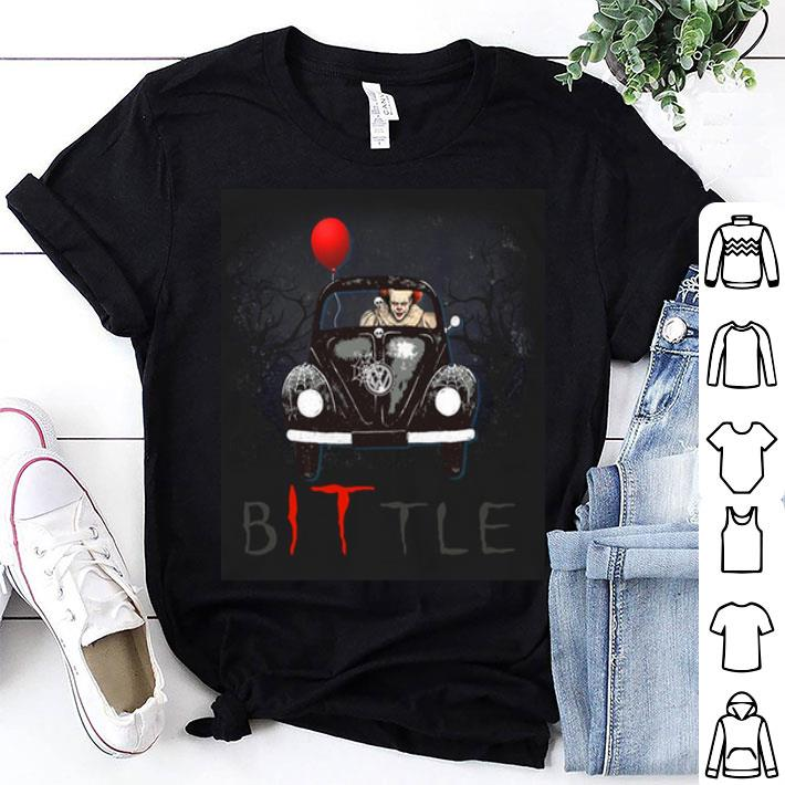 - Volkswagen and Pennywise bITtle shirt