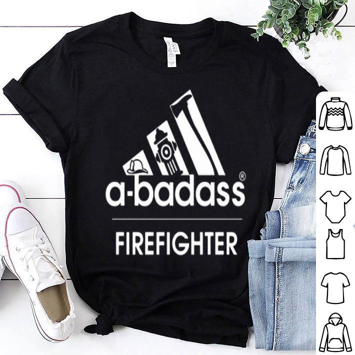 adidas a-badass firefighter shirt