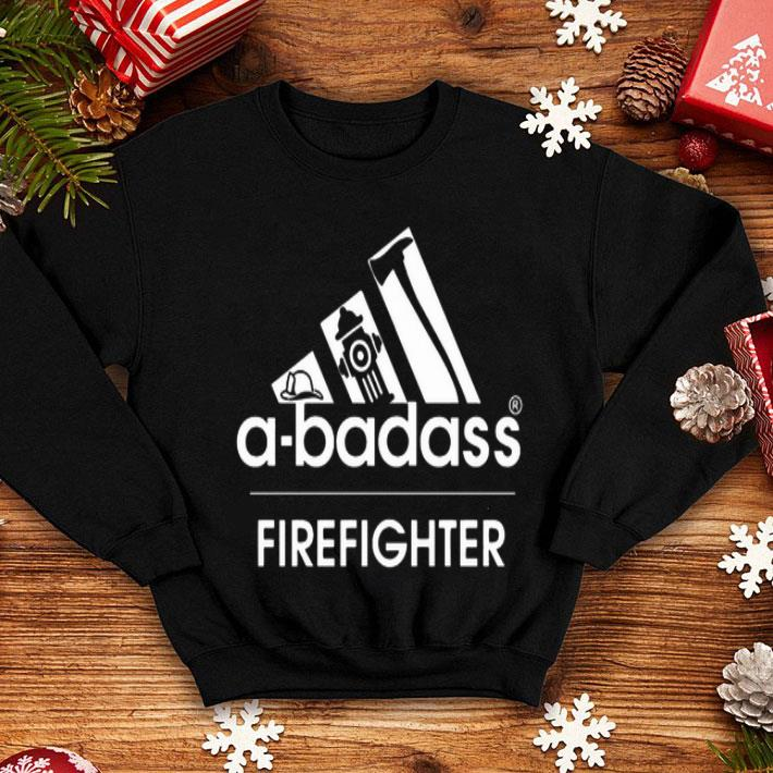 - adidas a-badass firefighter shirt