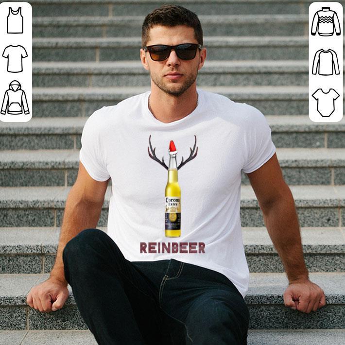 - Corona Extra Beer Reinbeer shirt