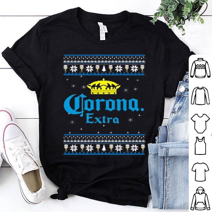 - Corona Extra Ugly Christmas shirt