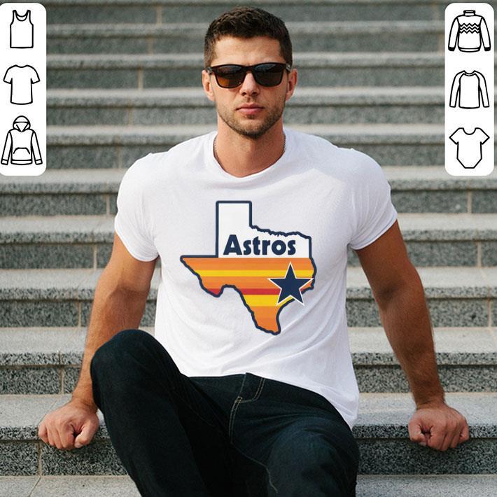 - Dallas Cowboy Texas Houston Astros shirt