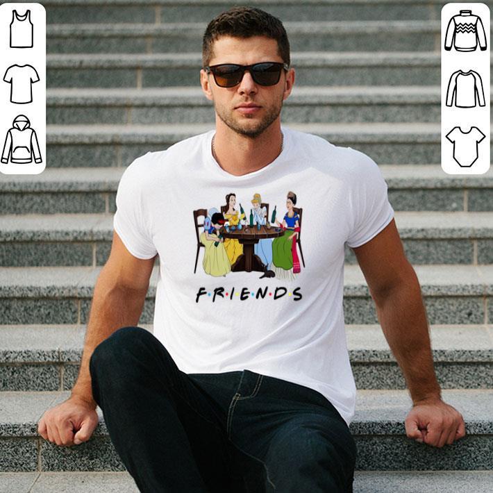 - Friends Disney princesses Frida Kahlo shirt