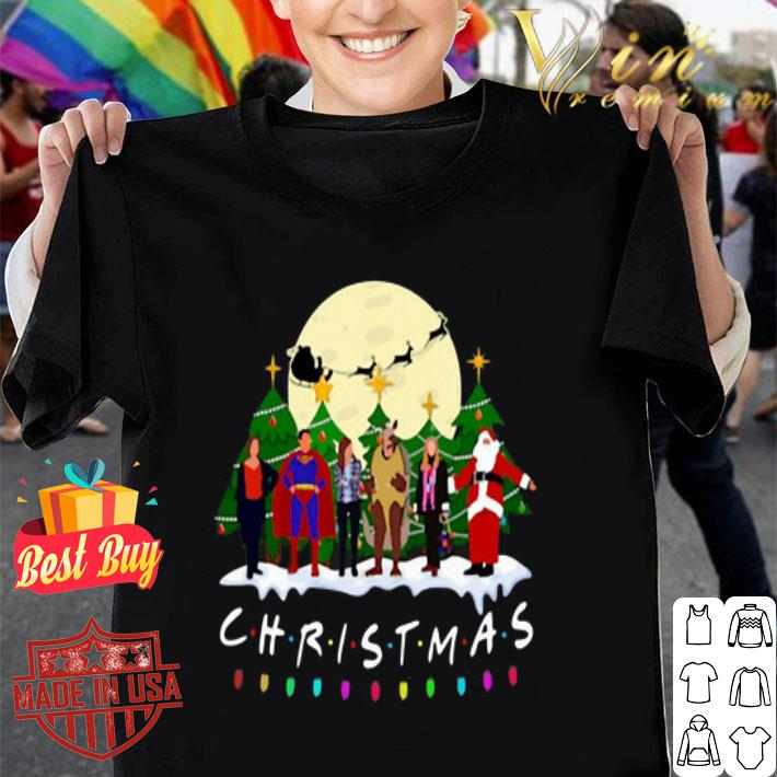 - Friends The One with the Halloween Party Christmas shirt
