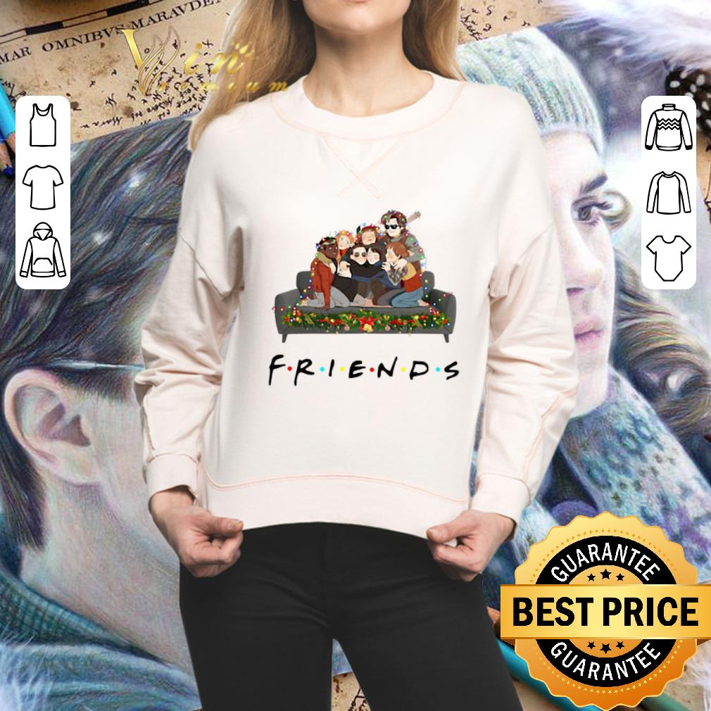 - Funny Friends Stranger Things Christmas shirt