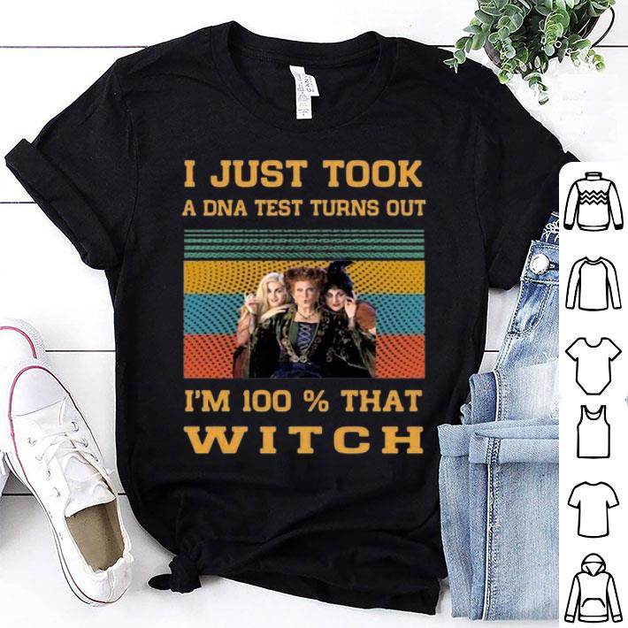 - Hocus Pocus i just took a dna test turns out i'm 100% vintage shirt
