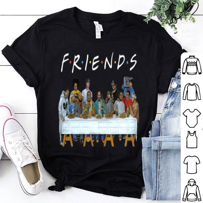 Legends Rapper's Last Supper shirt