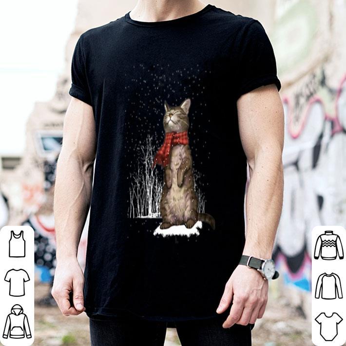 - Merry Christmas Cat 2019 shirt