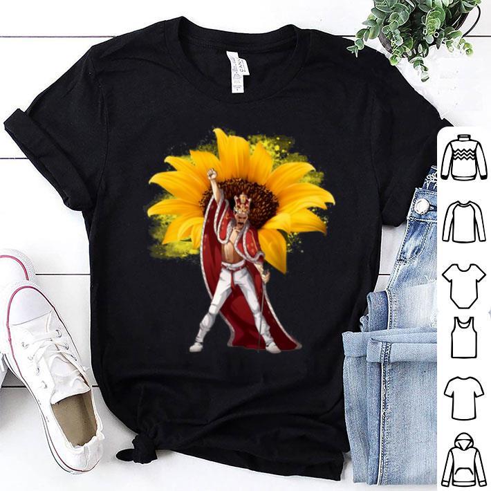 - Sunflower Freddie Mercury The King Of Queen shirt