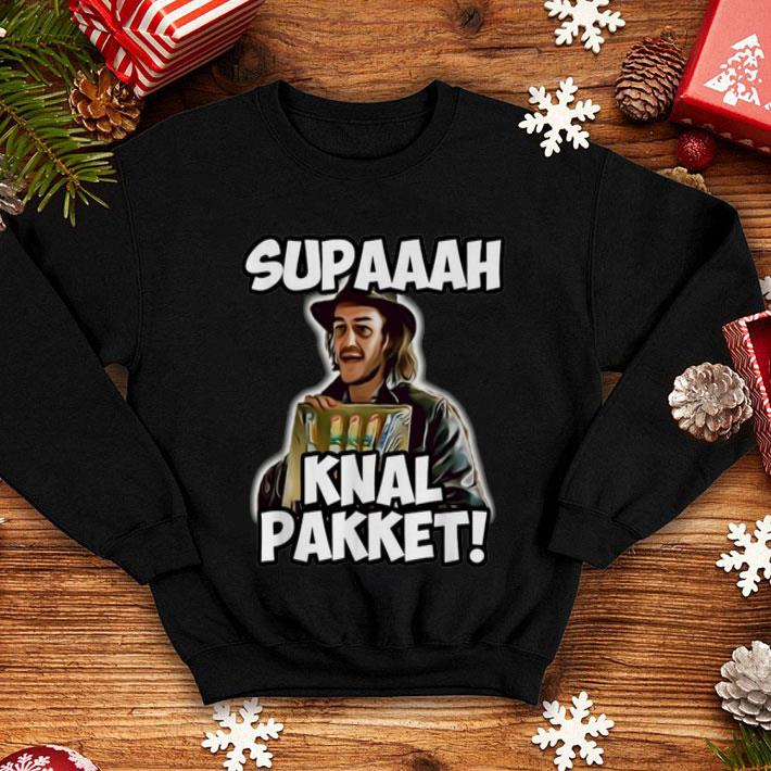 Supaaah Knal Pakket shirt