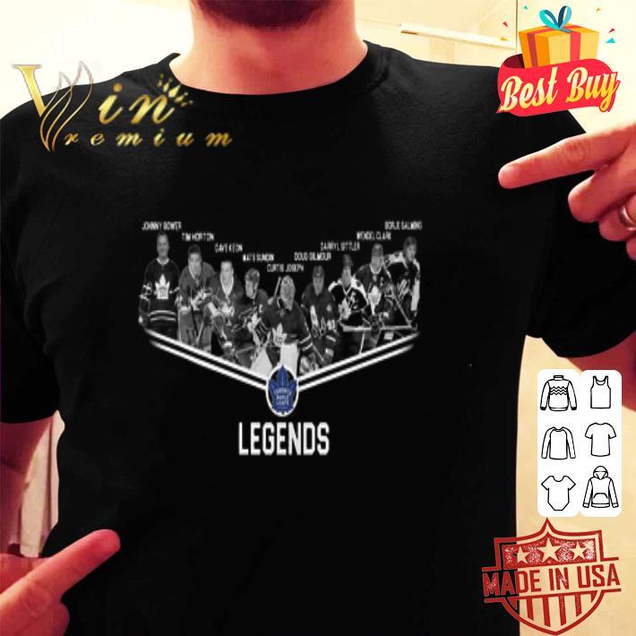 Toronto Maple Leafs legends shirt