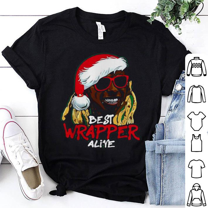 - Best Wrapper Alive Christmas shirt