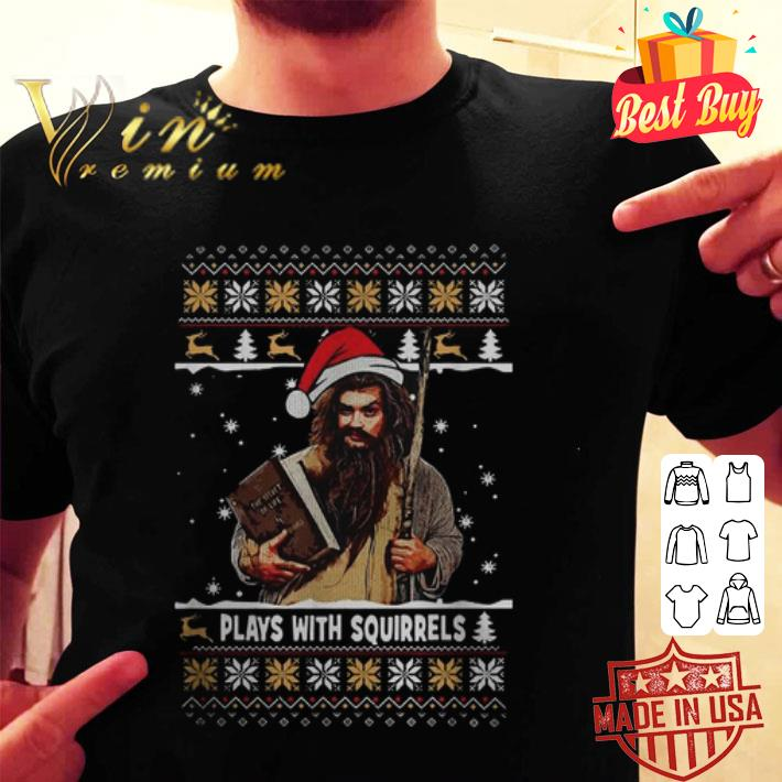 - Boy Meets World Plays with squirrels ugly Christmas sweater