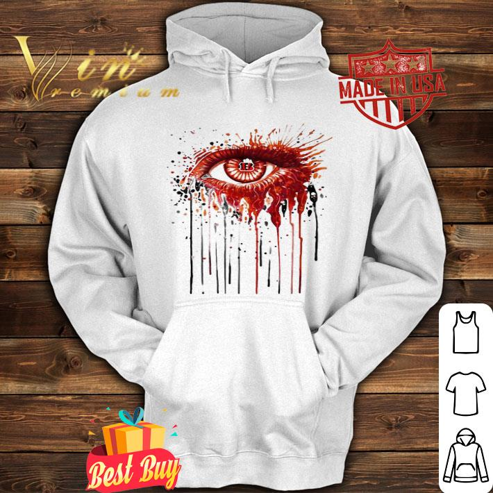 - Cincinnati Bengals eyes art shirt