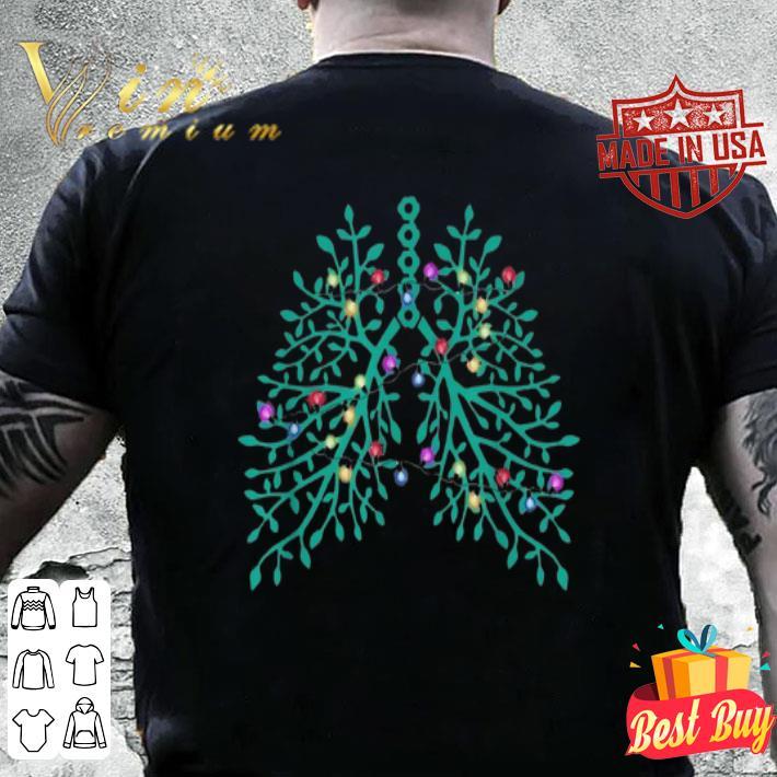 - Flowery Lungs Christmas shirt