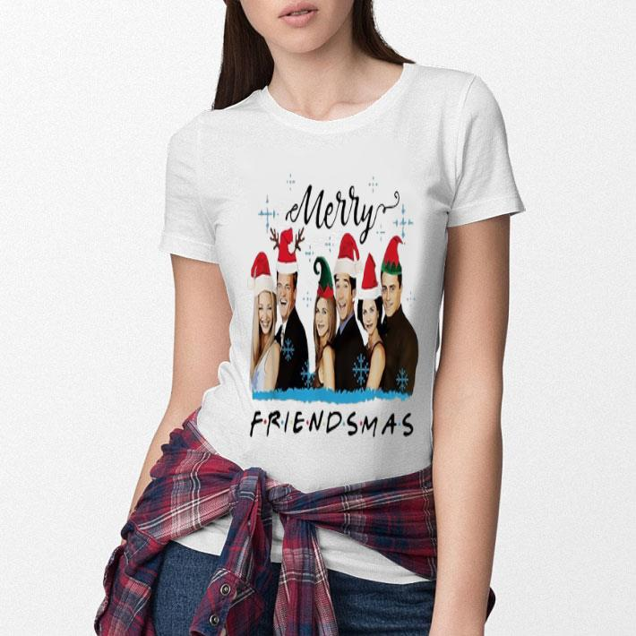 - Friends Merry Friendsmas Christmas shirt