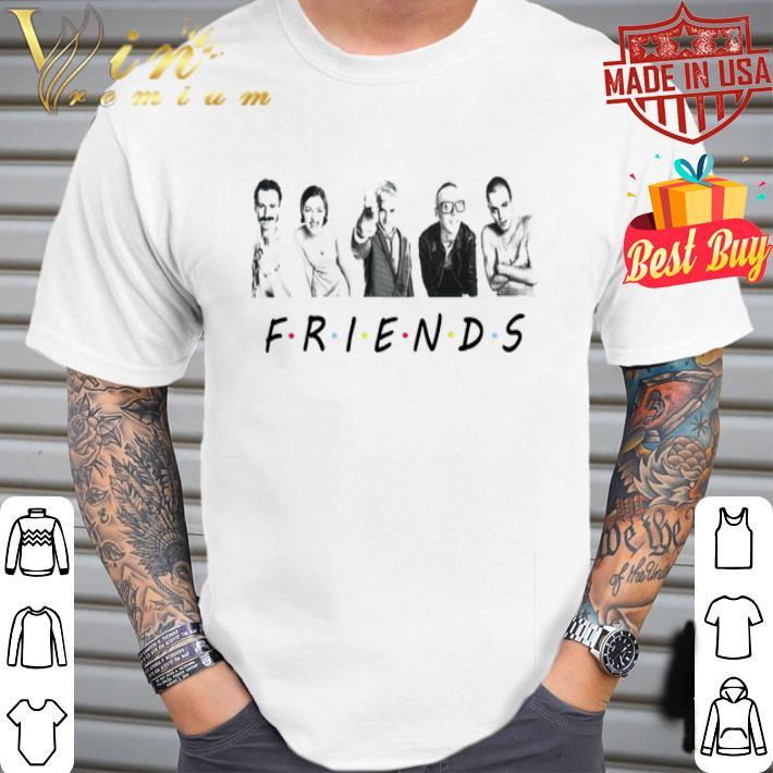 Friends Trainspotting characters shirt