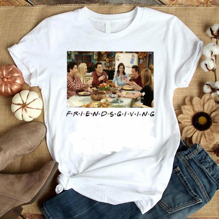 - Friendsgiving Friends TV Show Thanksgiving shirt