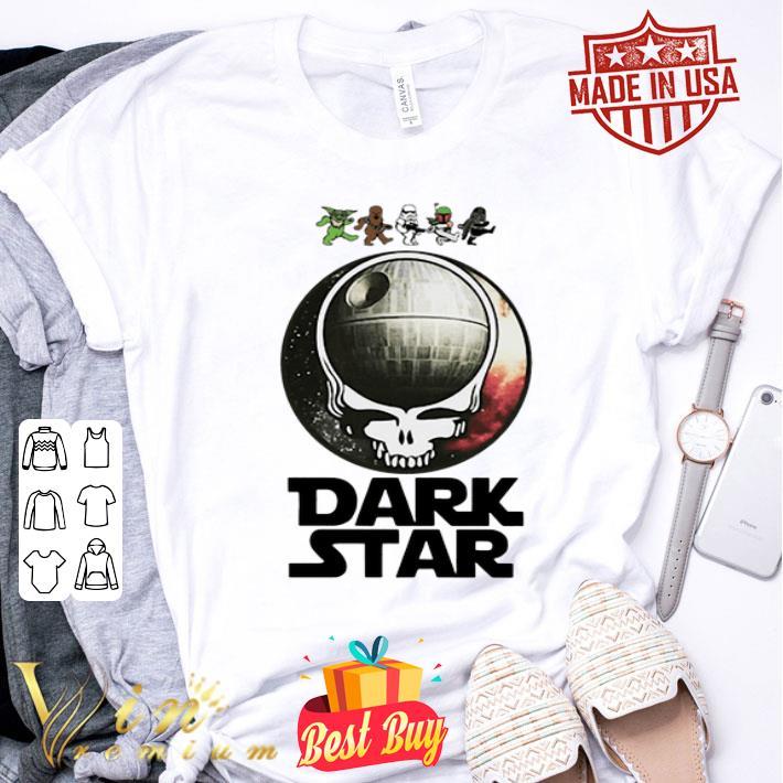 - Grateful Dead Bears Dark Star Wars shirt