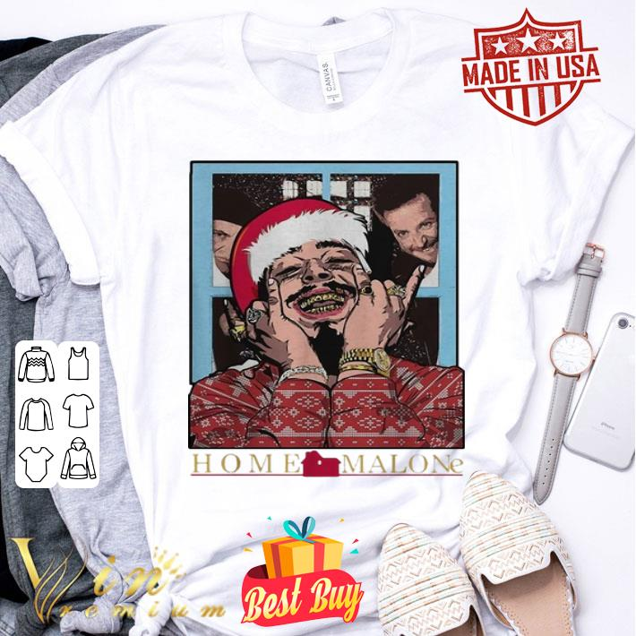Home Malone Post Malone Christmas The Three Stooges shirt