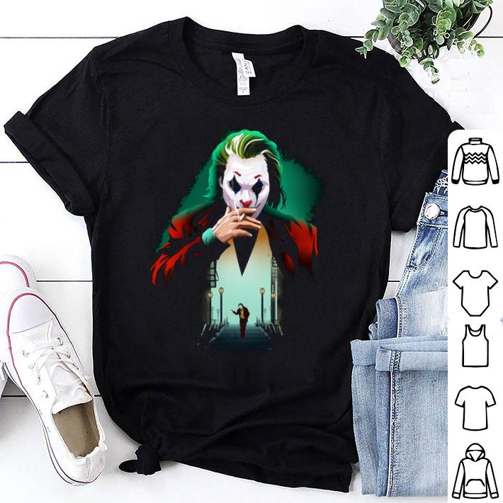 Joker Joaquin Phoenix Put on a happy face shirt