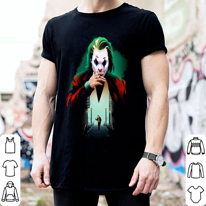 - Joker Joaquin Phoenix Put on a happy face shirt