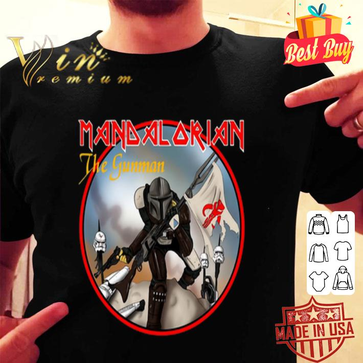 - Mandalorian The Gunman shirt