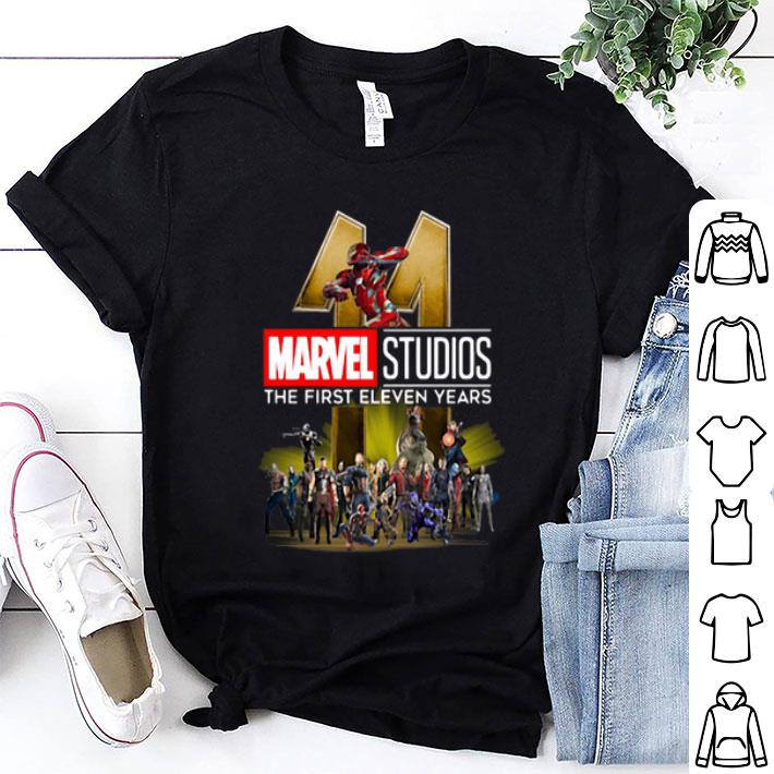 - Marvel Studio The First Eleven Years shirt