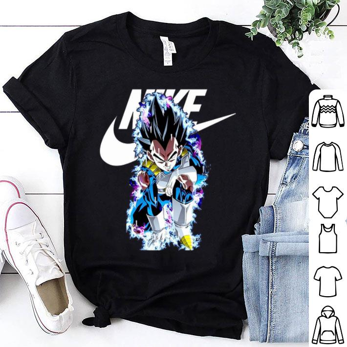 Nike Vegeta instinct just do it shirt