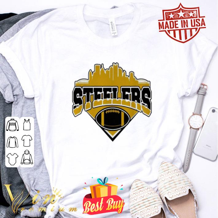 - Pittsburgh Steelers city NFL shirt