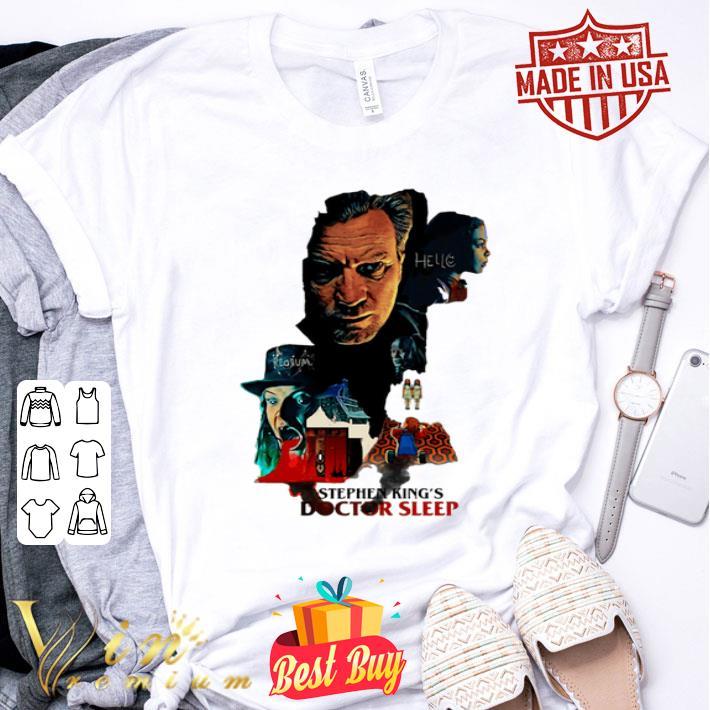 - Stephen King Doctor Sleep Cell Under The Dome Joyland shirt
