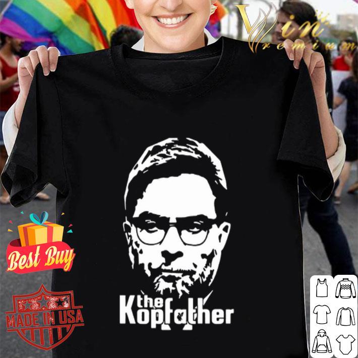- The Kopfather Jurgen Klopp shirt